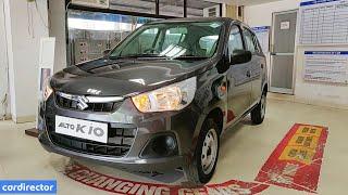 Maruti Suzuki Alto K10 CNG 2019 | New AltoK10 2019 Features | Interior & Exterior | Real-life Review