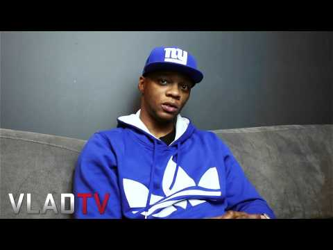 "Watch The Throne: Papoose Says ""Lyrically, Jay Z Is Not On My Level"" [Video]"