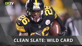 Clean Slate: Wild Card Weekend