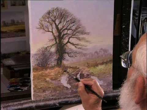 Learn to paint acrylics with alwyn crawshaw youtube for Learn to paint with acrylics