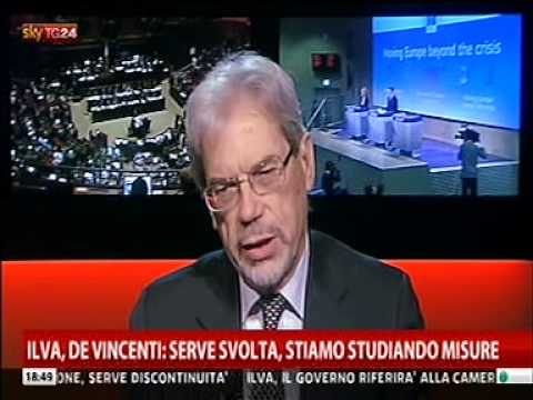 Rocco Palombella SkyTg24 30 05 13
