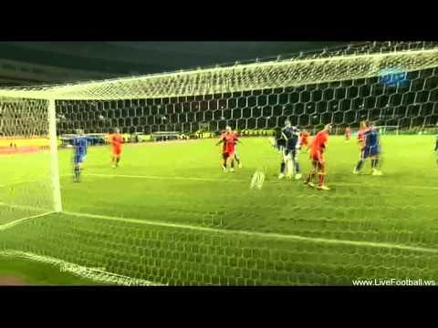 Россия - Андорра 6-0 / Russia - Andorra 6-0 (11.10.11) Все голы / All goals