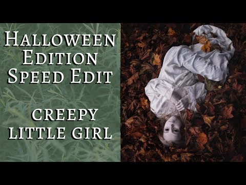 Creepy Child Speed Edit | Wild Empress