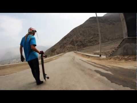 William Royce shredding Lima - Raw Run