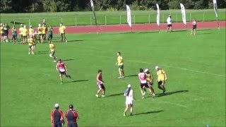 International Touch 2016   Australia vs Japan Open Mens