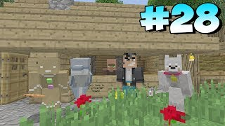 Minecraft xbox - Survival Madness Adventures - Becoming Builders [28]