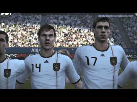 SportsGamerShow -  PES 2012 Review