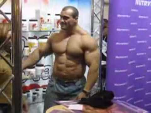 2008 FIBO Alfonso Del Rio - YouTube