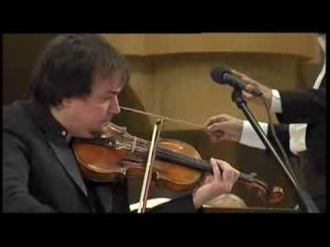 Чайковский Пётр Ильич - Концерт для скрипки с оркестром ре мажор