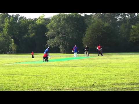 Knoxville Cricket Club vs Dynamites at Chattanooga Premier League 2014