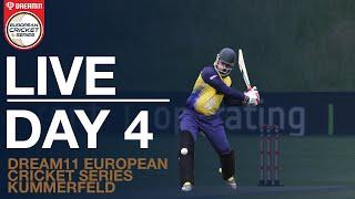 Dream11 European Cricket Series Kummerfeld Germany Day 4