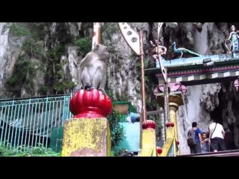 Sex, Monkeys and Holy Shrines at the Batu Caves in Kuala Lumpur