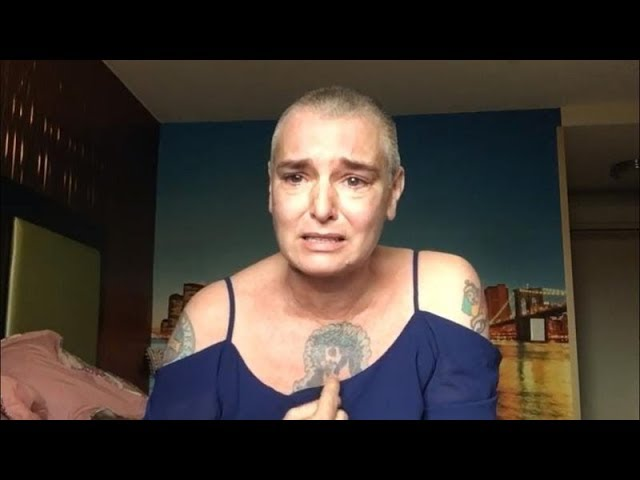Sinéad O'Connor is reportedly 'safe' | Los Angeles Times