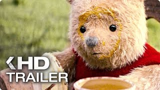 CHRISTOPHER ROBIN All Clips & Trailers (2018)