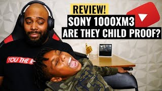 New Sony WH1000xM3 Review: Are These Headphones Really Child Proof?