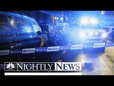 Post-Brussels Anti-Terror Raids Have Led to 9 Arrests Across Europe | NBC Nightly News