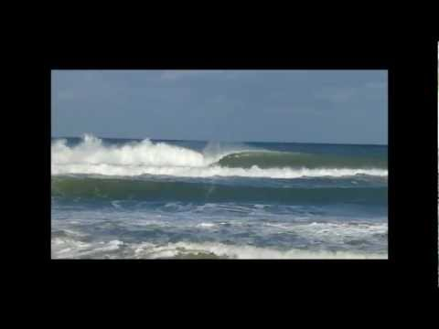 Hurricane Sandy - Ft. Lauderdale, Deerfield and West Palm Beach Surf