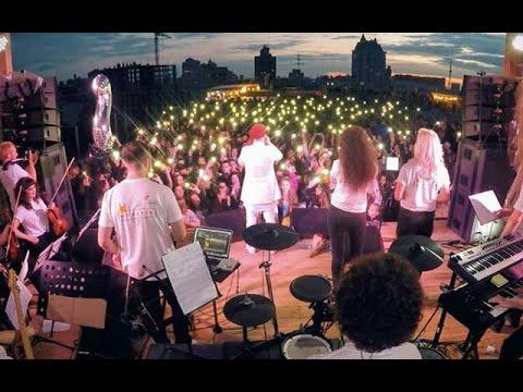 MONATIK презентация альбома #MONATIKзвучит  The roof Live