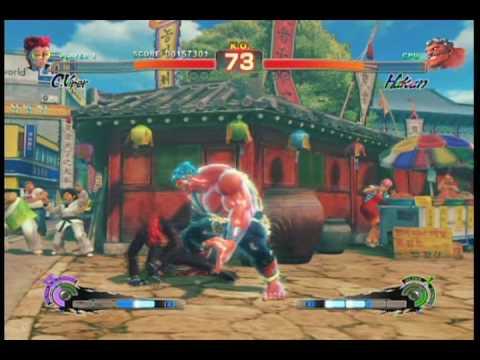 Super Street Fighter 4: CViper Rival Match SSF4 Rival
