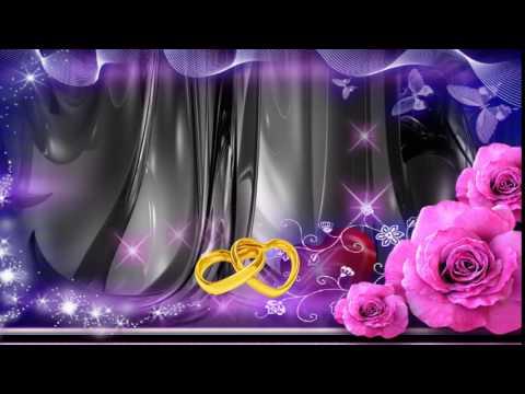 Начало футажа для свадьбы