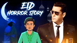 Eid Horror Story in Hindi Urdu | Salman Khan Fan Special | Khooni Monday E35 🔥🔥🔥