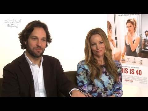 'This is 40' interviews: Paul Rudd, Judd Apatow on 'Knocked Up' sequel