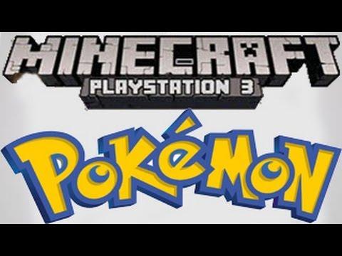Minecraft ( PS4 / XBOX ONE ) - PoKeMoN Survival Island Seed - PlayStation 4 1.07 TU17