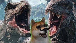 Cuộc Chiến Giữa Những Khủng Long Siêu Mạnh - Jurassic World Công Viên Khủng Long