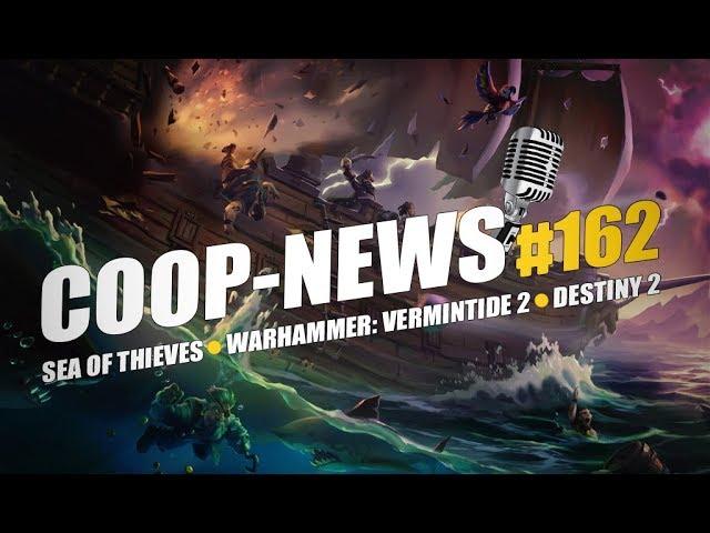 Coop-News #162 / Ростелеком закрыл свой «Steam», В Sea of Thieves будет функция блокировки 15 FPS, Lawbreakers теряет позиции