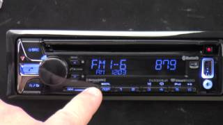 Kenwood KDC-X599 - Out of The Box