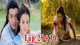 Sở Kiều Truyện Tập 29+30 : Yến Tuân thế tử bị Công chúa hạ độc, Sở Kiều bị thương