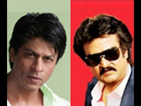 I Cant Beleive. I acted with Rajini: SRK