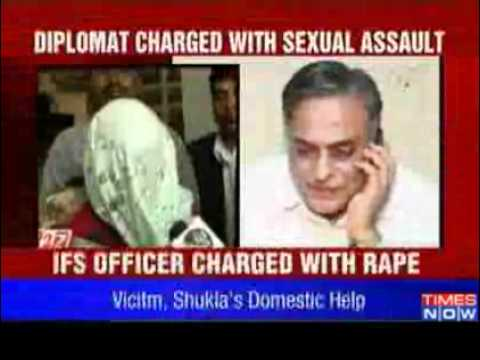 Maid Alleges Rape By Indian Diplomat   Video   The Times Of India video
