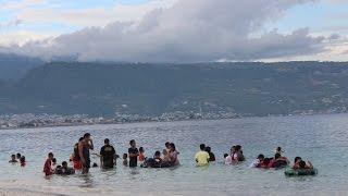 Keunikan Pantai Kilo 5, Luwuk, Kabupaten Banggai, Sulawesi Tengah