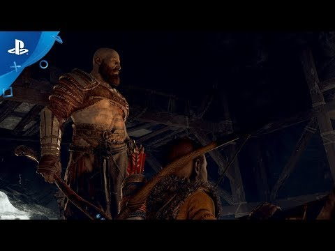 God of War - PGW 2017 Gameplay Trailer | PS4 thumbnail