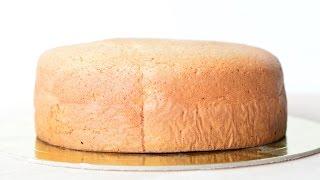 Бисквит (Очень простой рецепт)