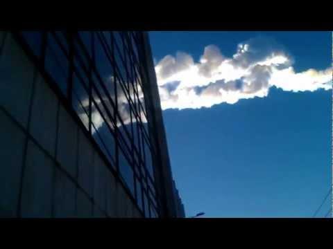 asteroid that hit siberia - photo #20