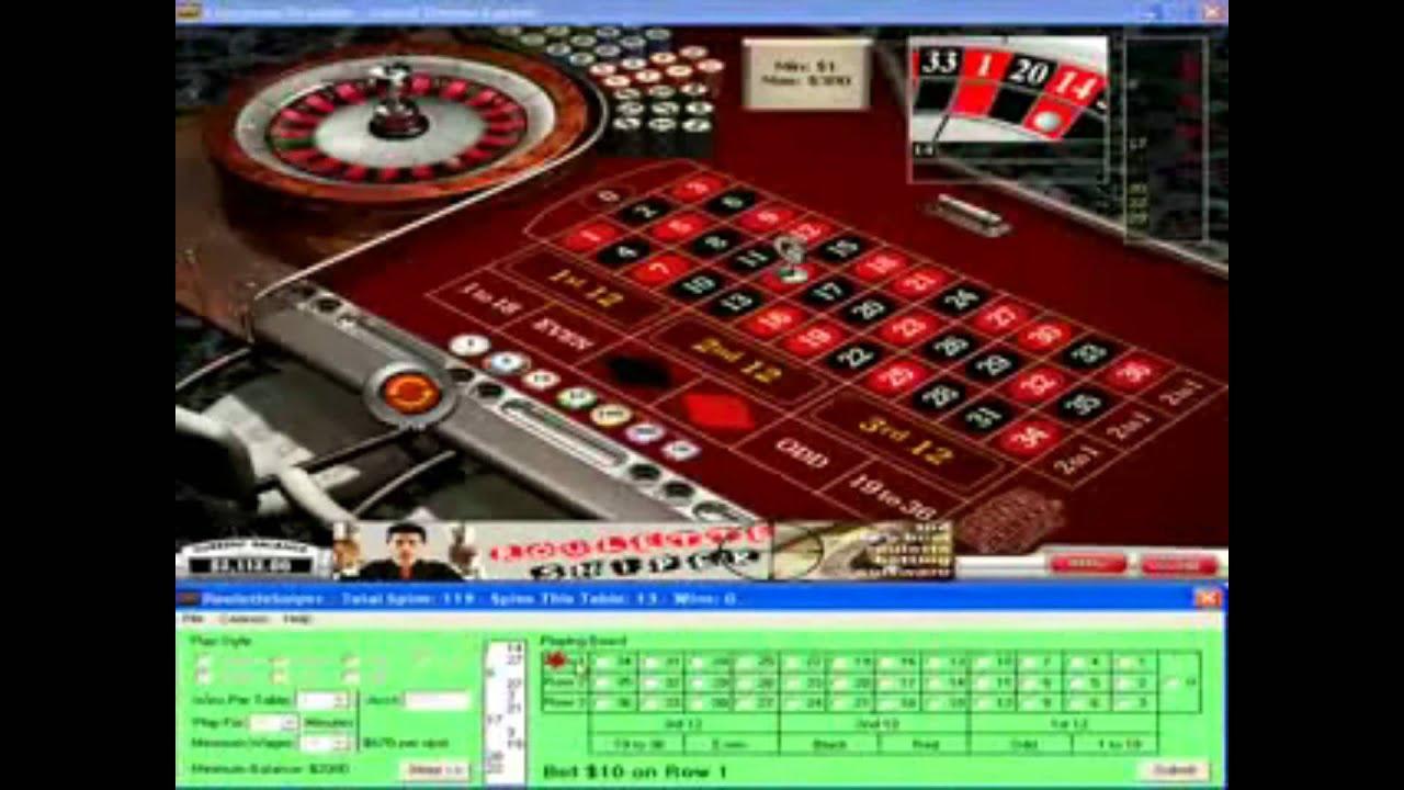 Roulette sniper casino baileys casino atlantic city