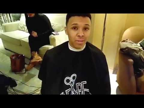 Russy Simmons from Runs house, son of Rev Run
