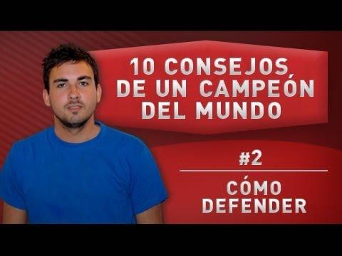 10 Consejos de un Campeón del Mundo de FIFA 12 #2: Cómo defender