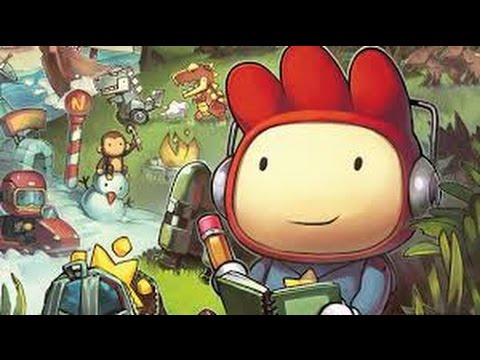 JUGUEMOS SCRIBLENAUTS UNLIMITED - EL MUSEO (+DOWNLOAD)