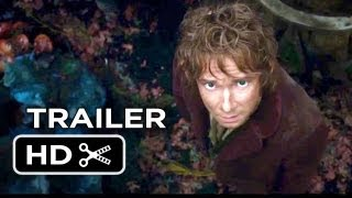 The Hobbit: The Desolation of Smaug MAIN TRAILER (2013) - Peter Jackson Movie HD