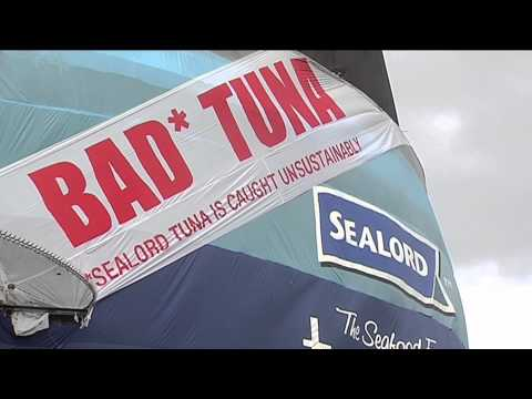 Sealord: Nice logo - Bad tuna