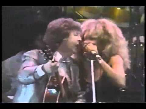 PAUL McCARTNEY & TINA TURNER -
