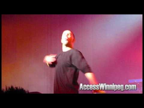 Drake - I'm Going In (live In Winnipeg) - Accesswinnipeg video