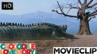 Crocodile Lovestory   Malayalam Movie 2013   Crocodile Attacking Video