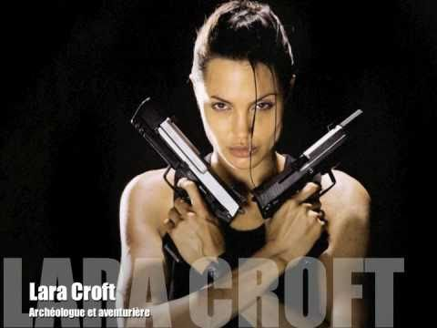 lara croft by james - photo #23