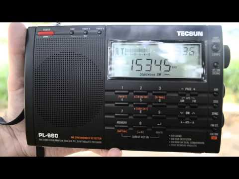 15345 Khz - Radio Argentina Exterior (RAE)