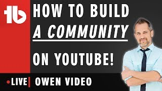 How to build a community on YouTube! - Hosted by Owen Hemsath + The Ohana Adventure!