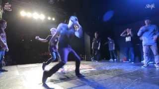 Last For One vs Fusion MC || BOTY Korea 2013 || FINALS
